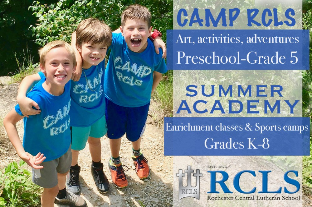 Camp RCLS graphic